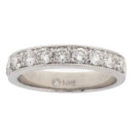 INFINITE DIAMOND ETERNITY RING