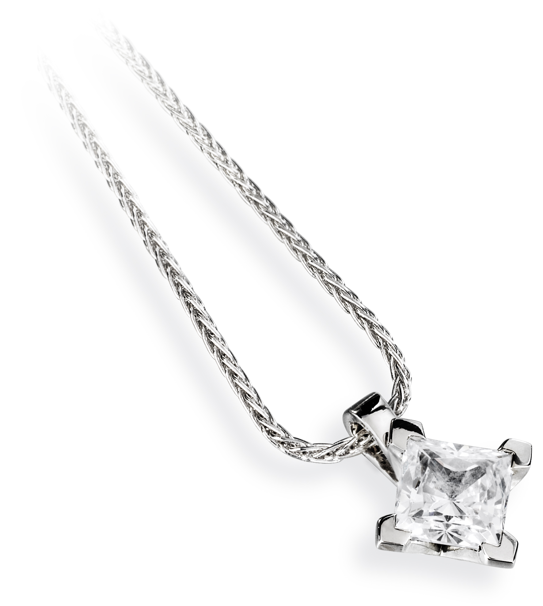 STAR DIAMOND PENDANT Robert Anthony Jewellers
