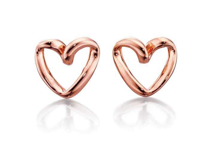 37bd38e73 ... FIORELLI RIBBON HEART EARRINGS Return to Previous Page. lightbox